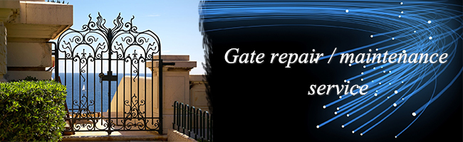 Gate Repair Oceanside